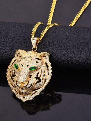 золотое украшение в подарок