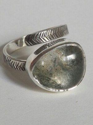 кольцо с хлоритом