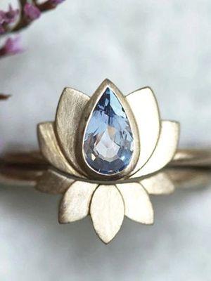 5 самых популярных камней голубого цвета