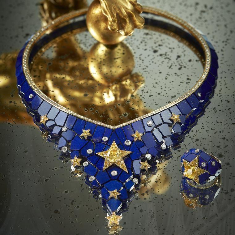 Сет Constellation Astrale звезды в украшениях