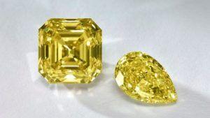Индекс цен на бриллианты фантазийных цветов превосходит ожидания