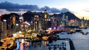 Снижение розничных продаж в Гонконге