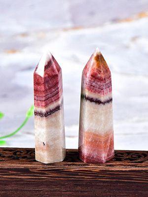 Родохрозит: свойства и ювелирное применение камня