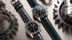 Часы Bremont New Limited Edition – дань уважения 60-летию Jaguar E-Type