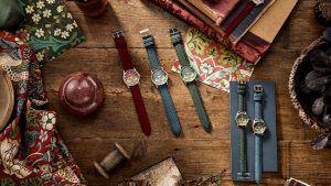 Часы Morris & Co. x August Berg идеальны для весны