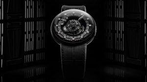 Приветствуем вас на темной стороне: наручные часы Дарт Вейдера