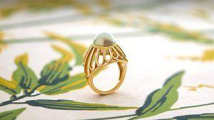 Великолепные кольца от Flora Bhattachary