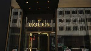 На Rolex приходится 25 % всех продаж швейцарских часов