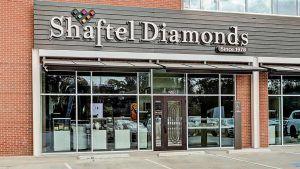 Shaftel Diamonds открывает новый выставочный зал