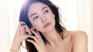 Сон Хе Гё представляет коллекцию украшений Josephine от Chaumet