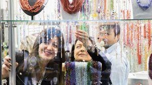 Этой весной и летом возобновятся крупные торговые выставки