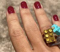 Как дизайнер Надин Гон создает кольца с деталями лего из бриллиантов