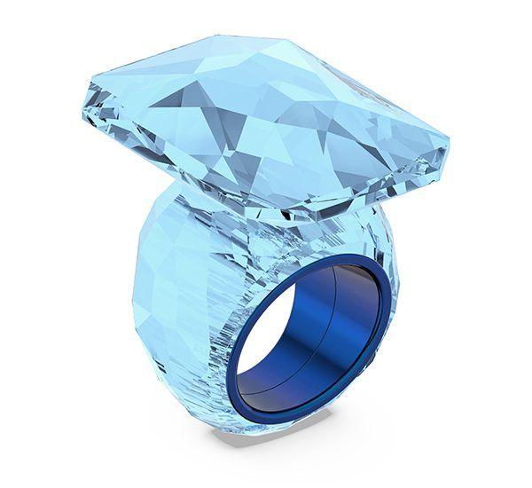 Кольцо Blue Lucent