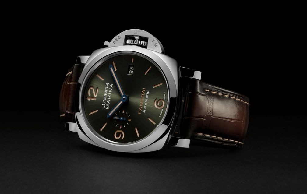 Panerai Luminor Marina Platinumtech