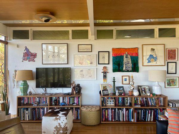 Шикарный дом Лорен Вольф в Окленде