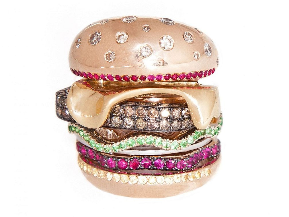 Кольцо «Гамбургер»