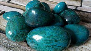 Хризоколла: свойства и применение необычного камня