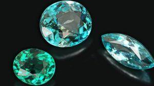 Грандидьерит: свойства редкого камня и применение в ювелирном деле
