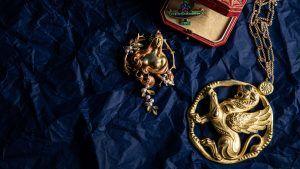 Аукционный дом Phillips представляет эксклюзивные винтажные ювелирные изделия