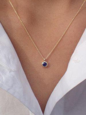 Самые красивые камни синего цвета