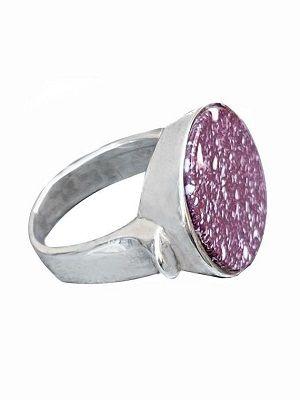 кольцо с порфиром