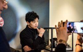 Бриллианты – символ моды для китайских мужчин