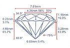 Новый отчет 8X для лучших бриллиантов