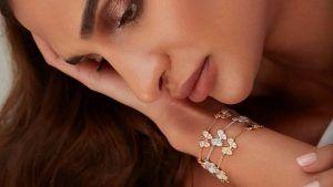 Ее Высочество шейха Сана Аль Мактум представляет свою первую коллекцию украшений на Christie's в Дубае