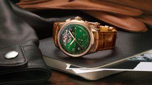 Breitling и Bentley объединились для создания хронографа с турбийоном