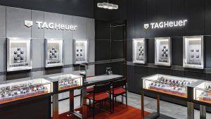 Goldsmiths представляет обновленный выставочный зал в Кардиффе с новым бутиком Tag Heuer