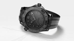 Omega представляет новые часы Seamaster и Speedmaster