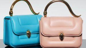 Bulgari переосмысливает сумки Serpenti с Мэри Катранзу