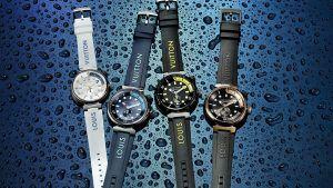 Tambour Street Diver от Louis Vuitton приобретает спортивный вид