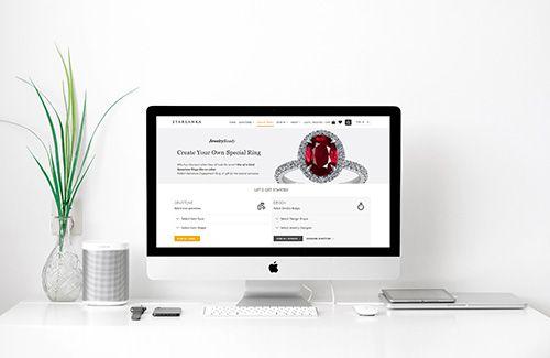 Торговая платформа B2C – JewelryReady