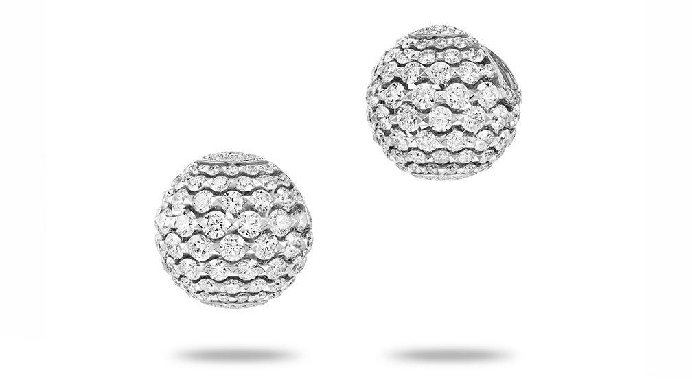 Серьги Merveilles Sphere