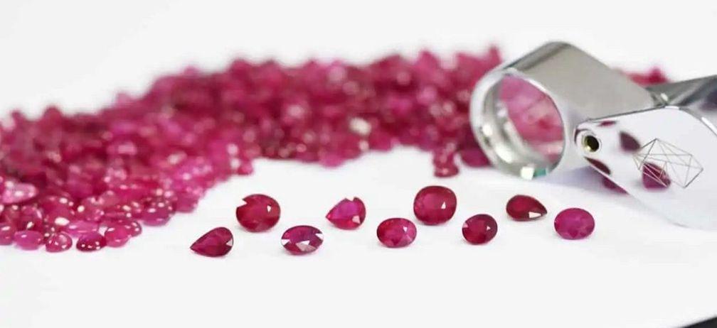 Рубины и розовые сапфиры из Гренландии