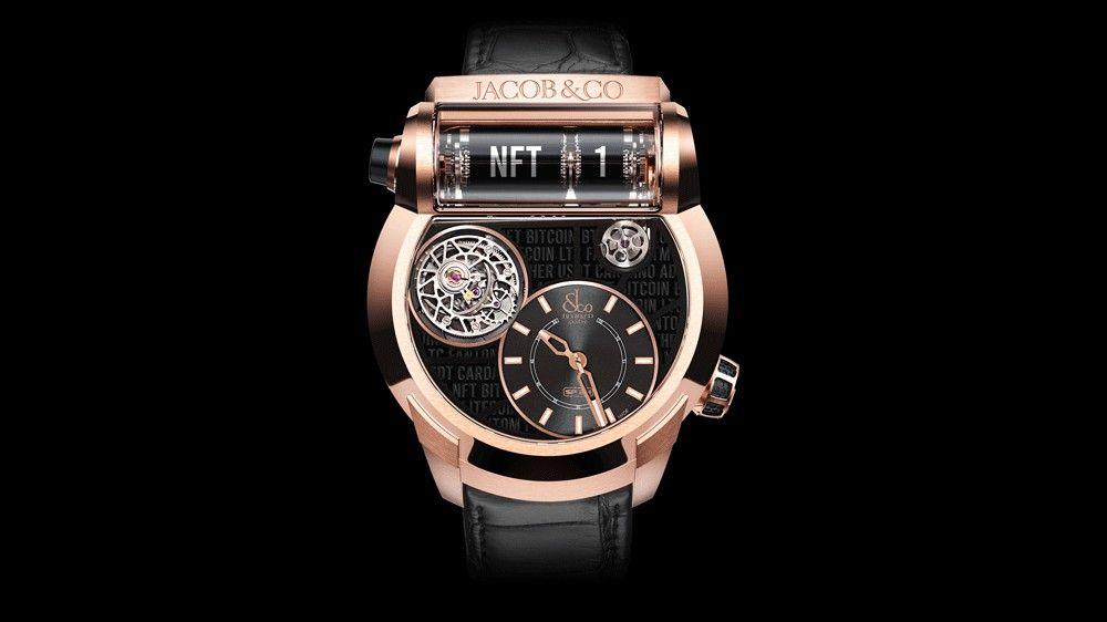 Часы Jacob & Co.