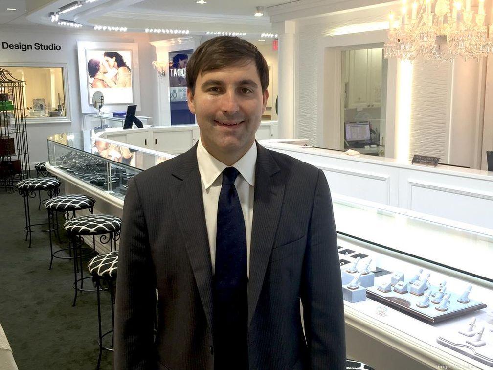 Трей Бейли, генеральный директор Bailey's Fine Jewelry