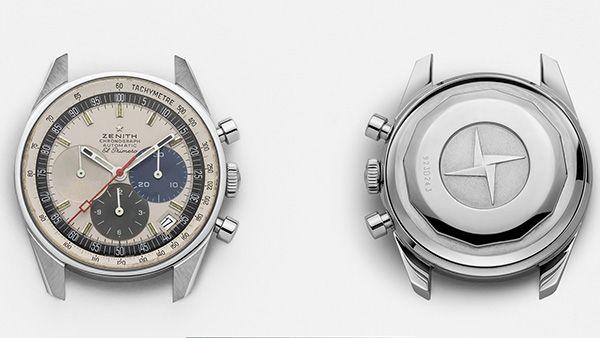 Часы A386, выпущенные в 1969 году, станут образцом для фирменной линии Zenith Chronomaster в классическом варианте