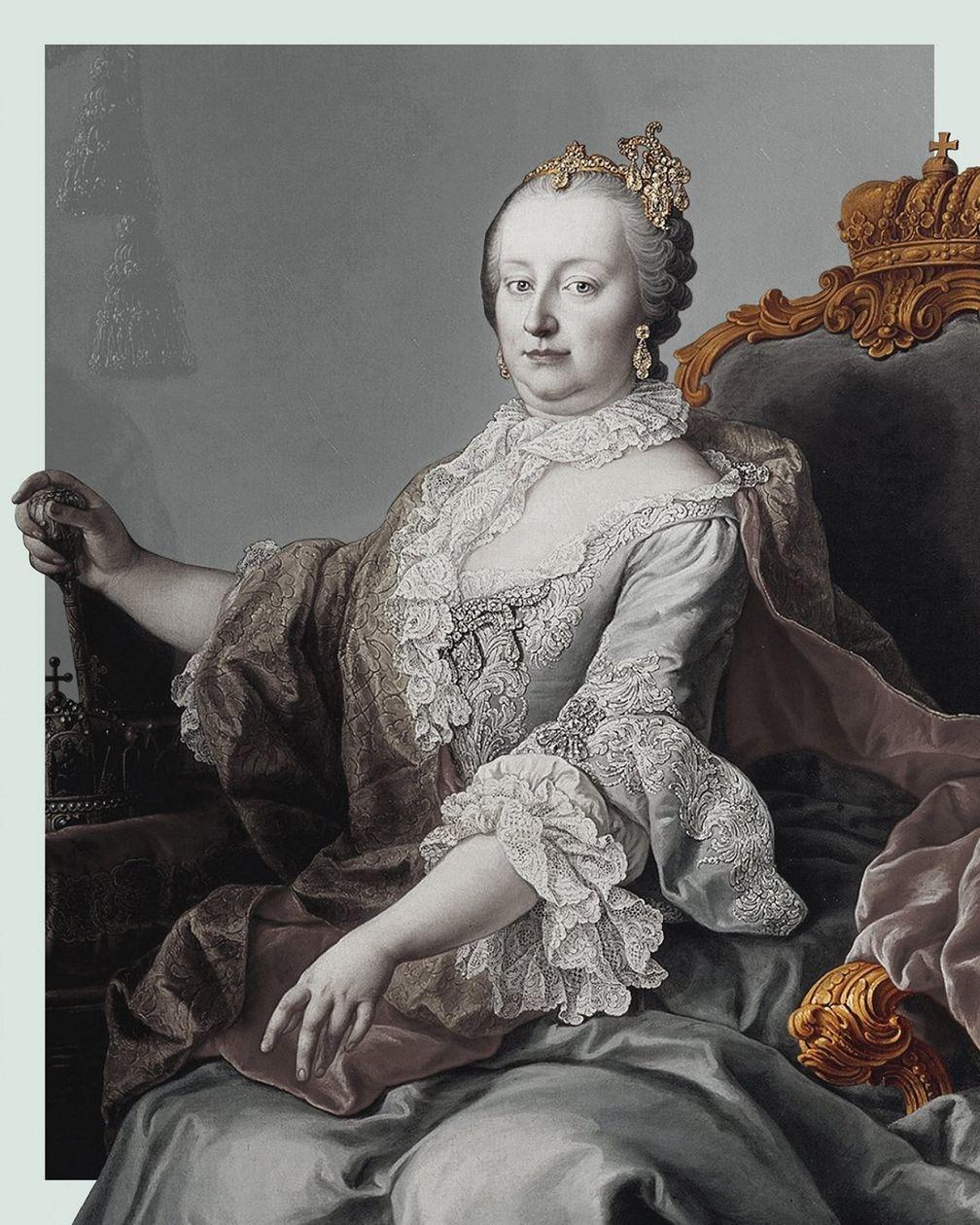Императрица Мария-Терезия Австрийская (1717–1780)