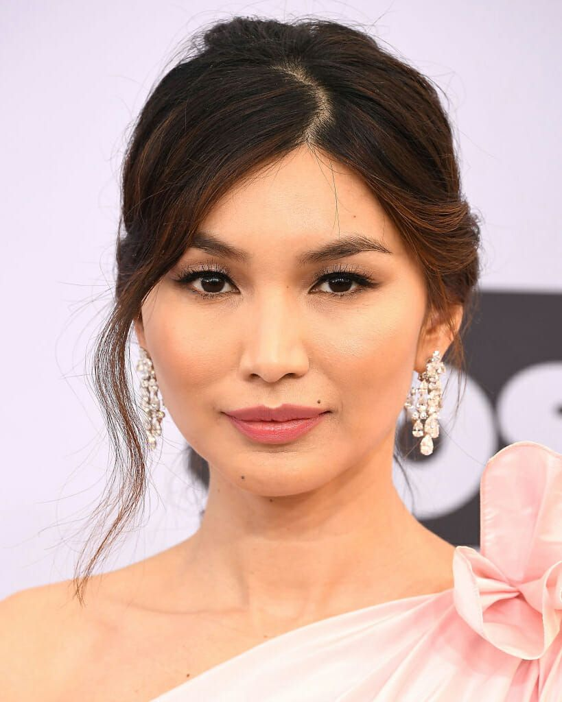 Джемма Чан прибыла на 25-ю ежегодную церемонию вручения награды Гильдии киноактеров