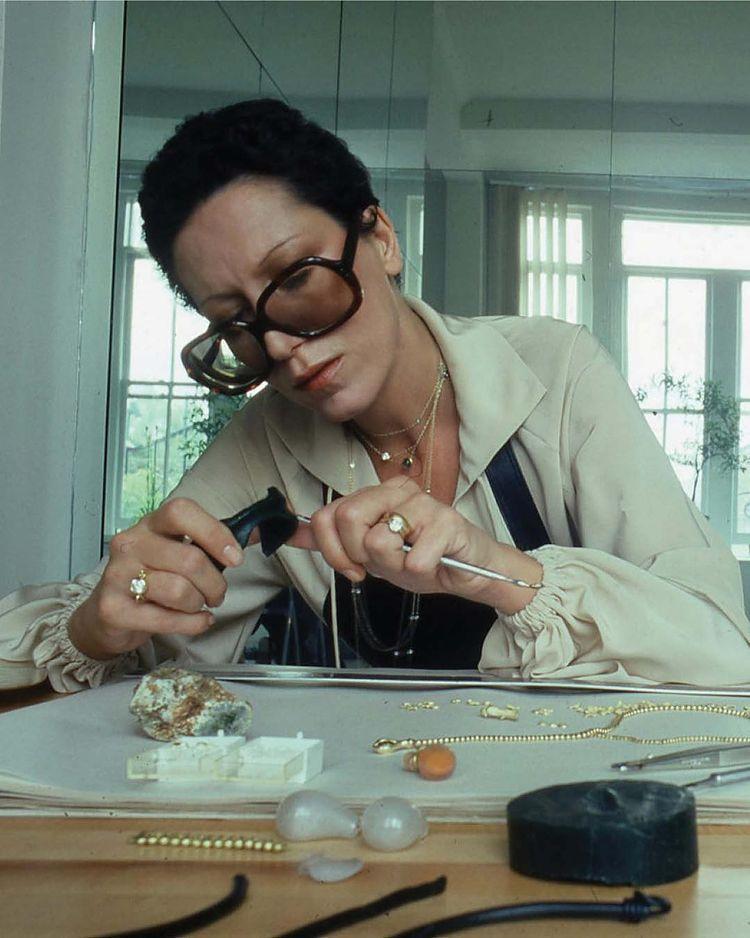 Ювелирные изделия Tiffany & Co., разработанные Эльзой Перетти