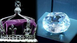 Легендарный алмаз Кохинор: история и где находится