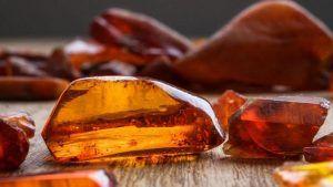 Популярные камни оранжевого цвета