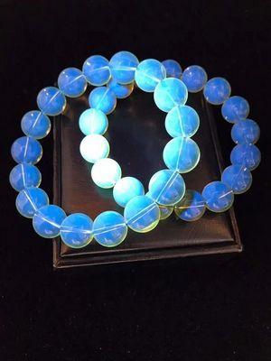 Янтарь голубого цвета: редкий и дорогой