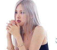 K-Pop айдол Розэ – новый амбассадор Tiffany & Co.