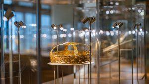 О выставке L'ÉCOLE «Искусство золота, 3000 лет китайским сокровищам»