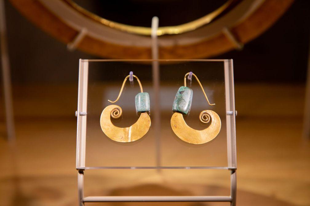Искусство золота, 3000 лет китайским сокровищам