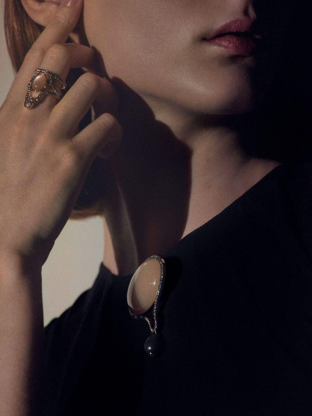 Креативный директор Hermès Пьер Харди о ювелирной коллекции Lignes Sensibles