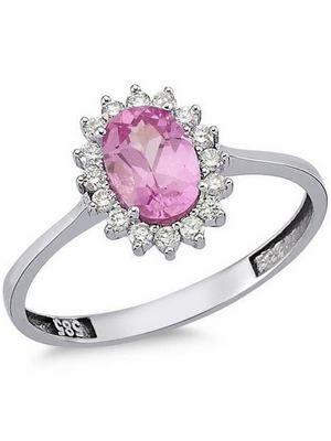 Розовый сапфир: свойства и особенности камня